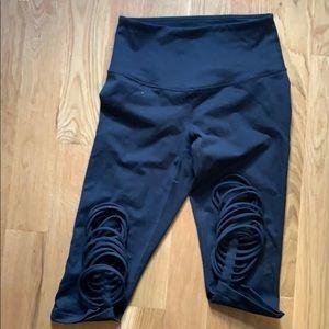 Zella black leggings